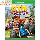 Jeu Xbox One Activision Crash Team Racing Nitro Fueled