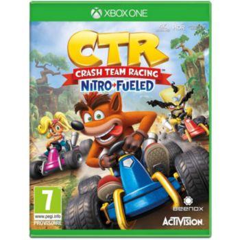 Activision Crash Team Racing Nitro Fueled