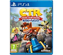 Jeu PS4 Activision Crash Team Racing Nitro Fueled
