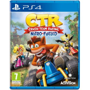 Activision Crash Team Racing Nitro Fueled