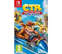 Jeu Switch Activision  Crash Team Racing Nitro Fueled