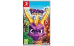 Jeu Switch Activision Spyro Reignited Trilogy