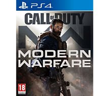 Jeu PS4 Activision  Call Of Duty : Modern Warfare