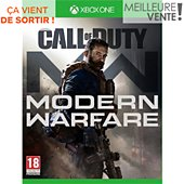Jeu Xbox One Activision Call Of Duty : Modern Warfare