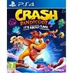 Jeu PS4 Activision Crash Bandicoot 4 It's about time