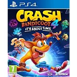Jeu PS4 Activision  Crash Bandicoot 4 It's about time