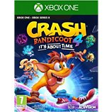 Jeu Xbox One Activision  Crash Bandicoot 4 It's about time