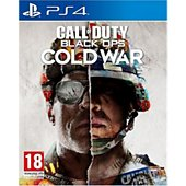 Jeu PS4 Activision CALL OF DUTY : BLACK OPS COLD WAR PS4 FR