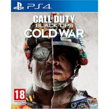 Activision CALL OF DUTY : BLACK OPS COLD WAR PS4 FR