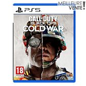 Jeu PS5 Activision CALL OF DUTY : BLACK OPS COLD WAR