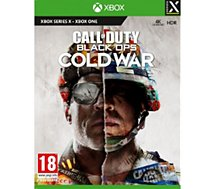 Jeu Xbox One Activision  CALL OF DUTY : BLACK OPS COLD WAR