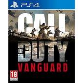 Jeu PS4 Activision CALL OF DUTY: VANGUARD PS4