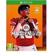Jeu Xbox One Electronic Arts Madden NFL 20