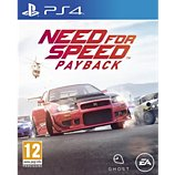 Jeu PS4 Electronic Arts Need for Speed Payback