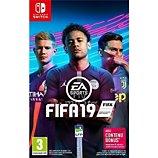 Jeu Switch Electronic Arts FIFA 19