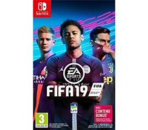 Jeu Switch Electronic Arts FIFA 19