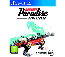 Jeu PS4 Electronic Arts Burnout Paradise HD