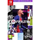 Jeu Switch Electronic Arts FIFA 21