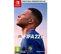 Jeu Switch Electronic Arts  FIFA 22