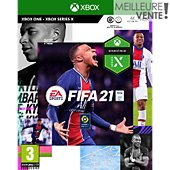 Jeu Xbox One Electronic Arts FIFA 21