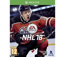 Jeu Xbox One Electronic Arts NHL 18