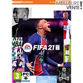 Jeu PC Electronic Arts FIFA 21
