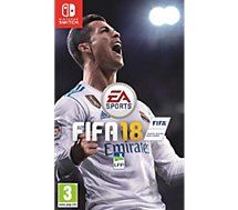 Jeu Switch Electronic Arts FIFA 18