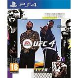 Jeu PS4 Electronic Arts  UFC 4