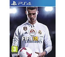 Jeu PS4 Electronic Arts  FIFA 18