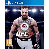 Jeu PS4 Electronic Arts UFC 3