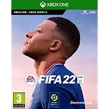 Jeu Xbox One Electronic Arts  FIFA 22