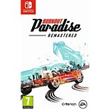 Jeu Switch Electronic Arts  Burnout Paradise : Remastered