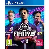 Jeu PS4 Electronic Arts FIFA 19