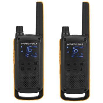 Motorola T82 Extreme Twin Noir/Jaune