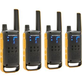 Motorola T82 Extreme Quadpack