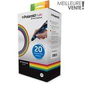Filament 3D Polaroid Pack filaments Stylo 3D Polaroid