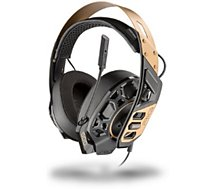 Casque gamer Plantronics  RIG 500 Pro Noir