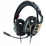 Casque gamer Plantronics  RIG300 Noir