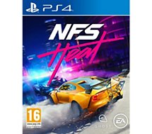 Jeu PS4 Electronic Arts  Need For Speed Heat