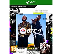 Jeu Xbox One Electronic Arts  UFC4