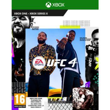 Electronic Arts UFC4