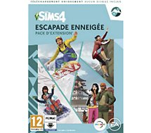 Jeu PC Electronic Arts  SIMS 4 ESCAPADE ENNEIGEE