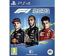 Jeu PS4 Electronic Arts  F1 2021