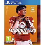 Jeu PS4 Take 2  Madden NFL 20