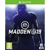 Jeu Xbox One Electronic Arts Madden 19