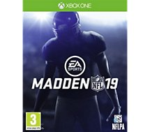 Jeu Xbox One Electronic Arts Madden 19