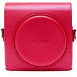 Housse Fujifilm  Housse Instax SQ6 Rouge Ruby