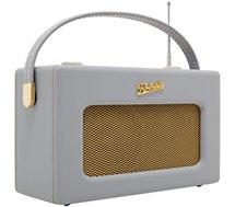 Radio numérique Roberts  Revival RD70 - Dove Gris