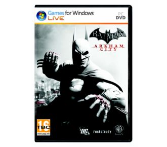 Warner Interactive Batman Arkham city