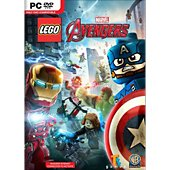 Jeu PC Warner Lego Marvel's Avengers